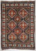 Antique Gashgai Rug Persia 411 x 71