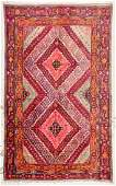Antique Khotan Rug China 59 x 94