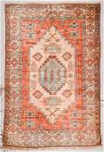 Vintage Turkish Rug 79 x 118