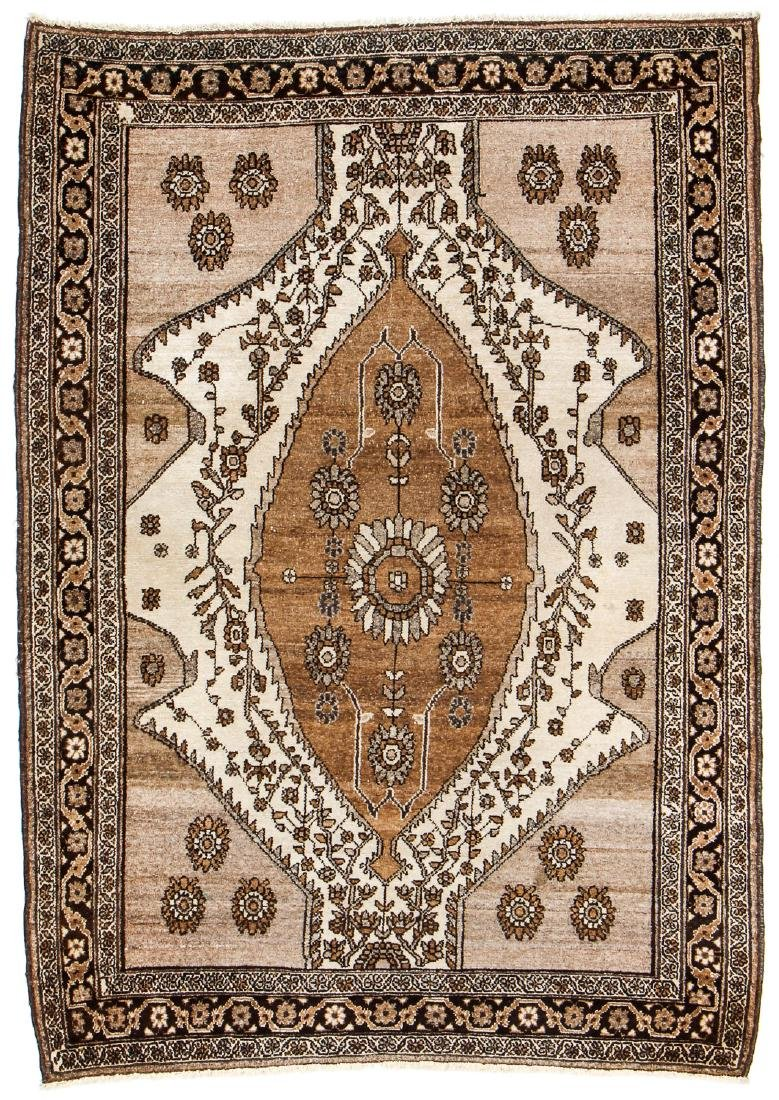 Antique Malayer Rug, Persia: 3'8'' x 5'2''