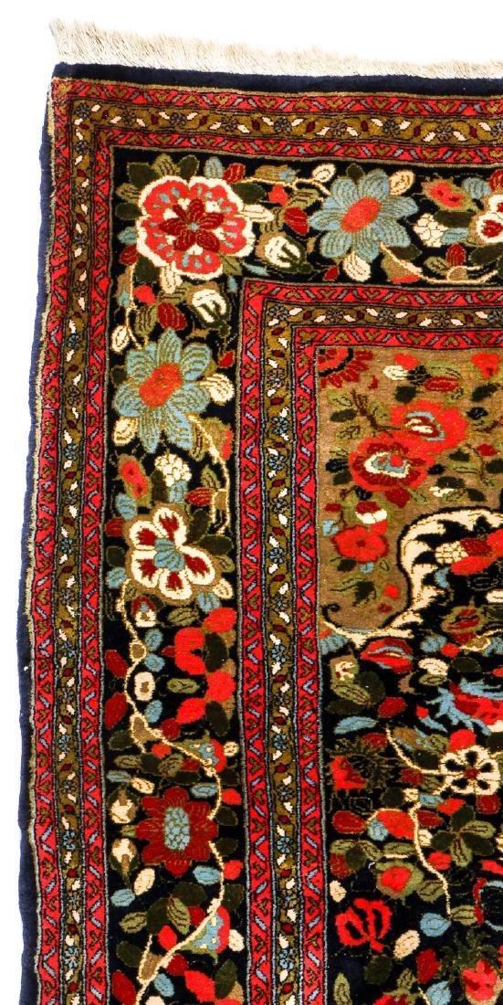 """Semi-Antique Sarouk Prayer Rug, Persia: 4'5"""" x 6'9"""" - 3"""