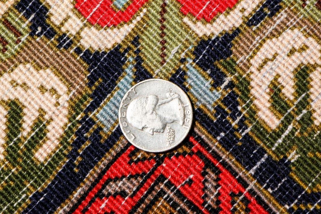 """Semi-Antique Sarouk Prayer Rug, Persia: 4'5"""" x 6'9"""" - 5"""