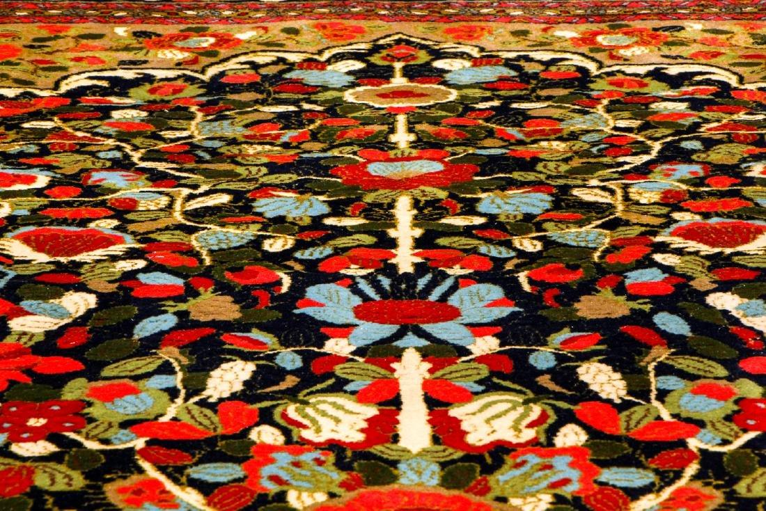 """Semi-Antique Sarouk Prayer Rug, Persia: 4'5"""" x 6'9"""" - 6"""
