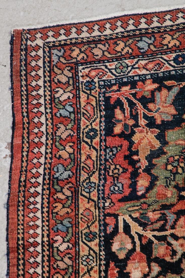 Antique Ferahan Sarouk Rug: 10'5'' x 13'2'' (318 x 401 - 2