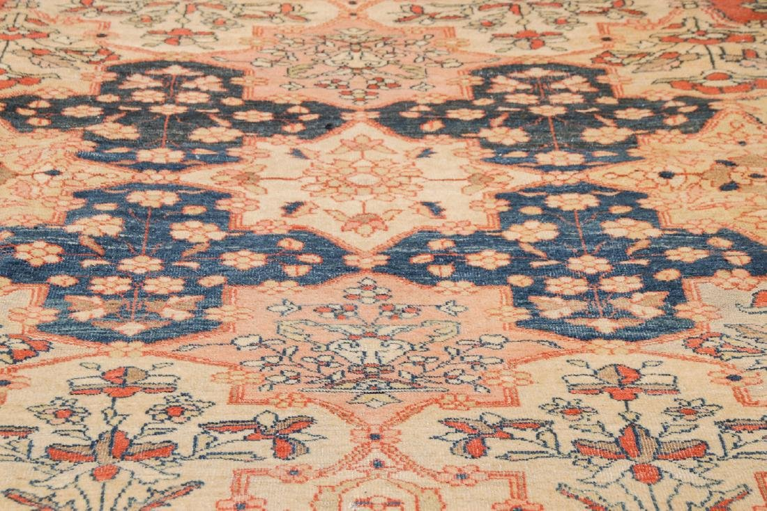 Antique Tabriz Rug, Persia: 7'2'' x 10'3'' - 6