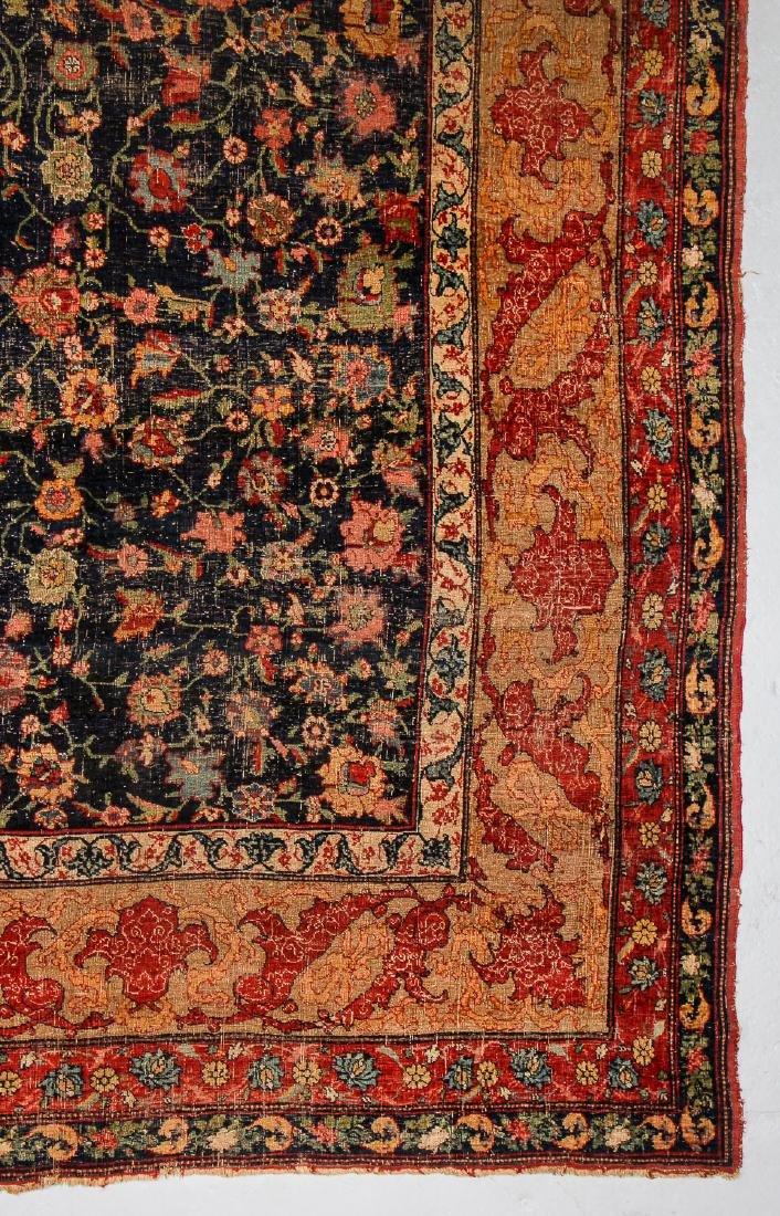 19th C. Palace-Size Bidjar Rug: 13'3'' x 28'4'' - 2