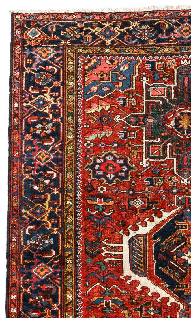 Antique Karadja Rug, Persia: 4'8'' x 6'7'' - 3