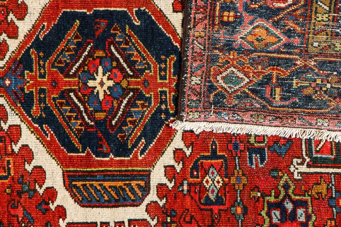 Antique Karadja Rug, Persia: 4'8'' x 6'7'' - 4
