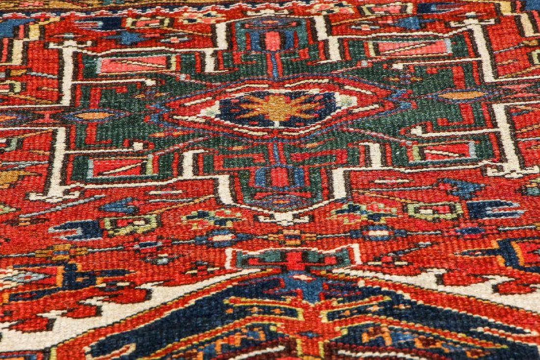Antique Karadja Rug, Persia: 4'8'' x 6'7'' - 6