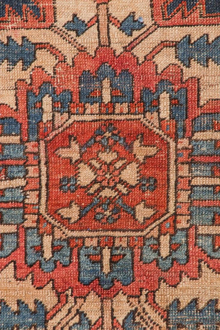 Antique Serapi Rug, Persia: 9'3'' x 13'11'' - 2