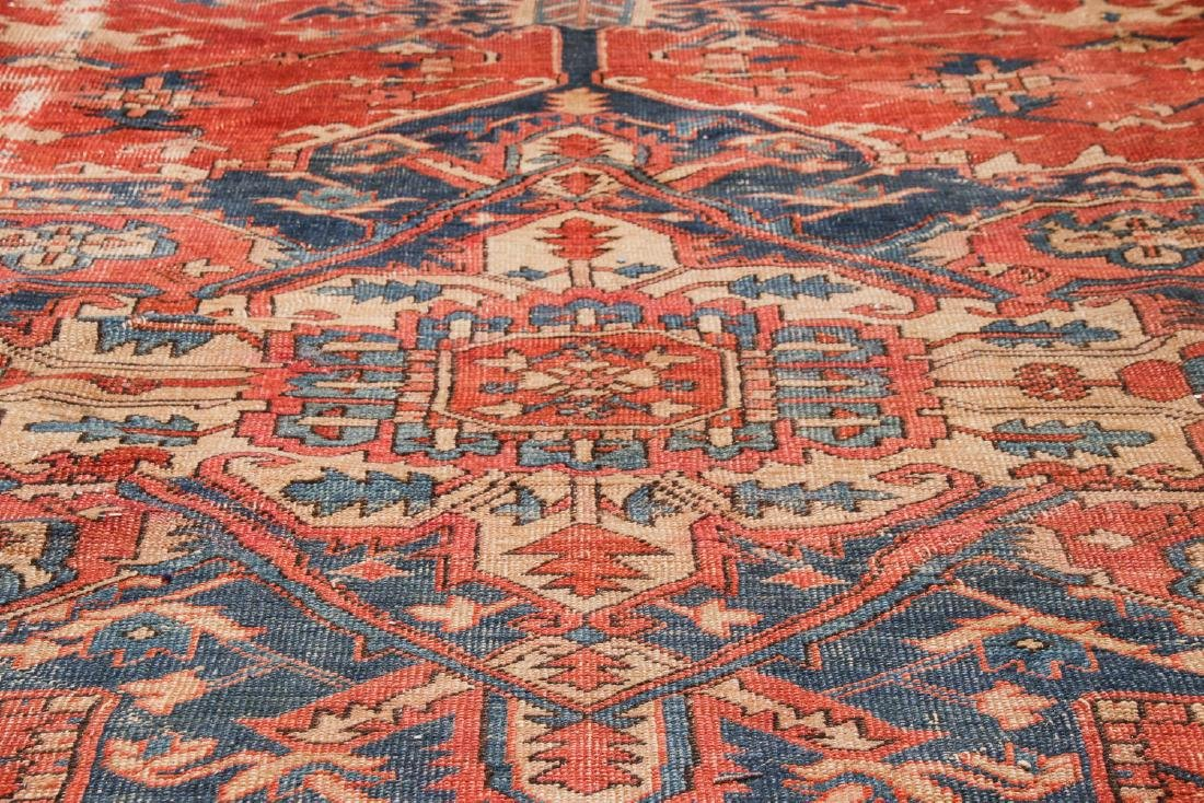 Antique Serapi Rug, Persia: 9'3'' x 13'11'' - 6