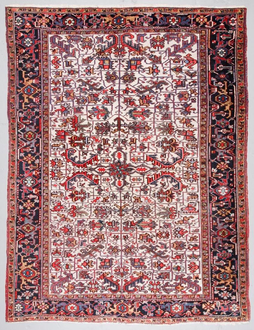 Semi-Antique Heriz Rug, Persia: 8'2'' x 10'6''