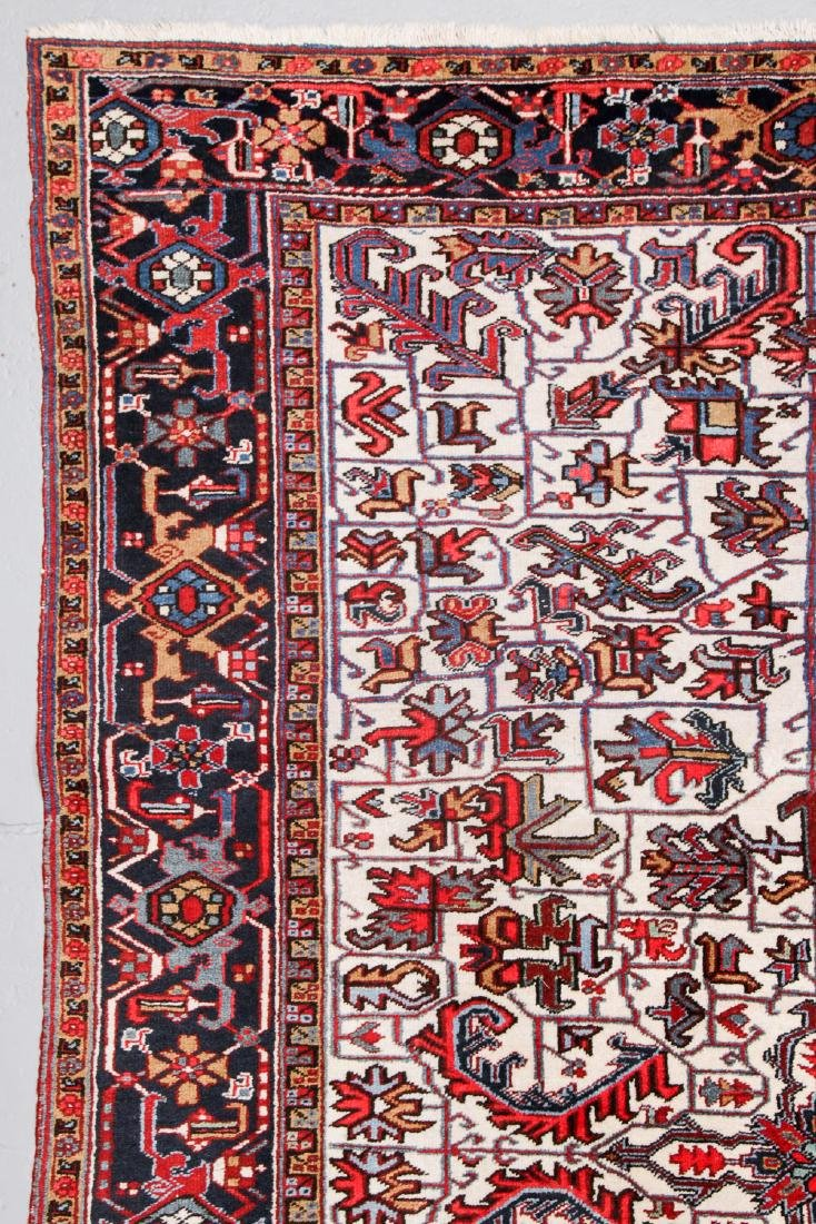 Semi-Antique Heriz Rug, Persia: 8'2'' x 10'6'' - 2