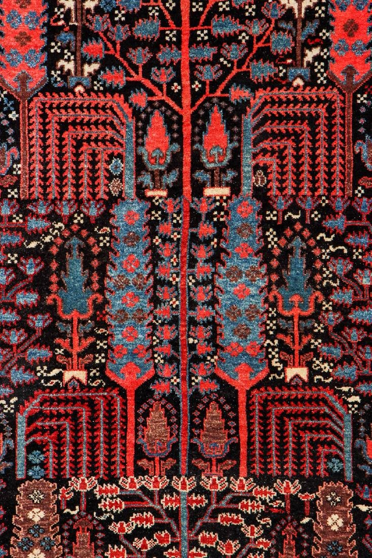 Bakshaish Style Prayer Rug: 4'9'' x 7'10'' - 2