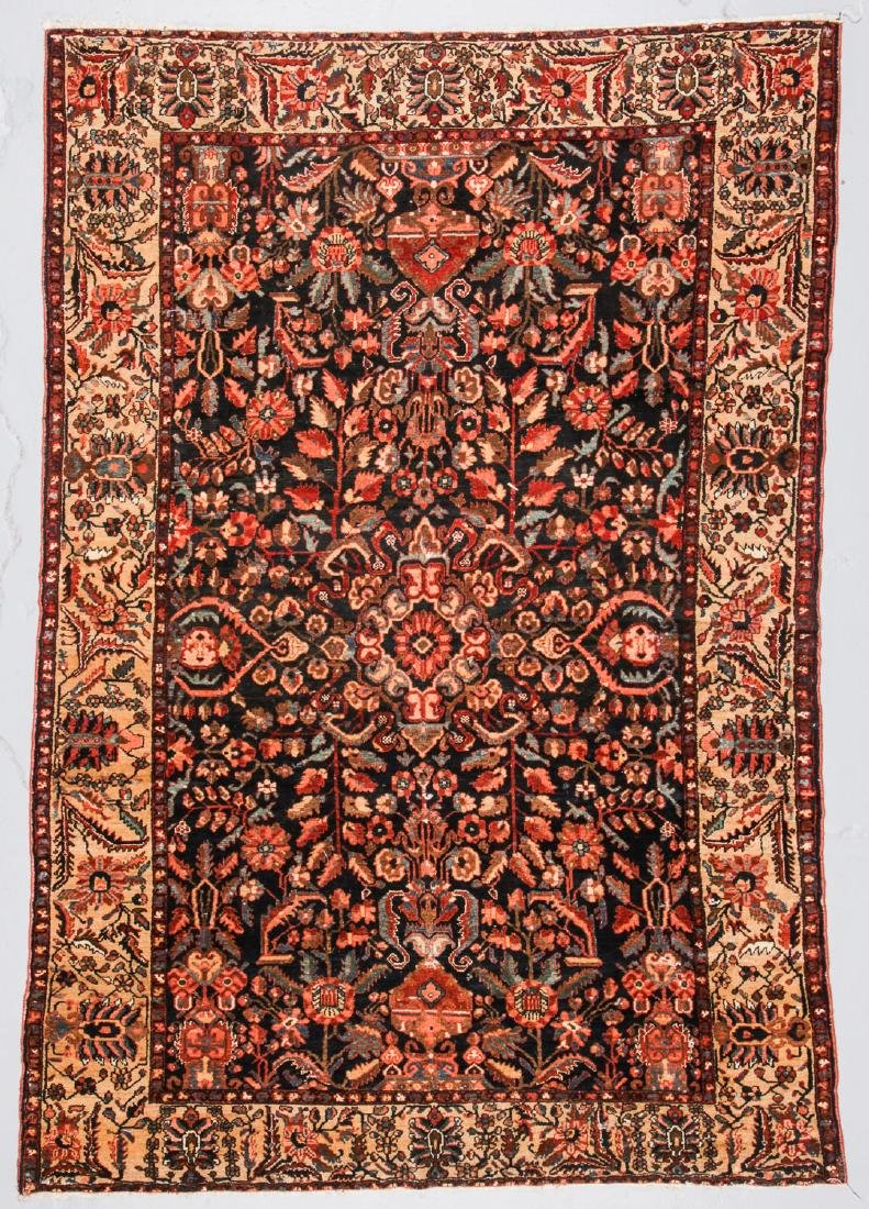 Antique Malayer Rug, Persia: 5'10'' x 8'4''