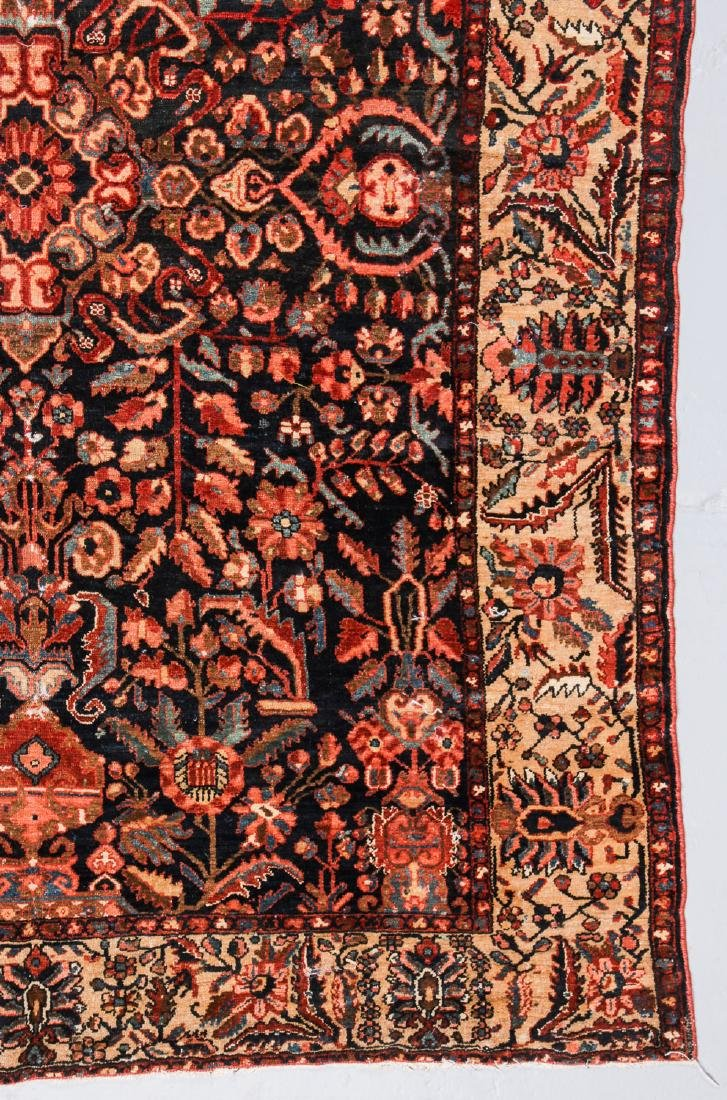 Antique Malayer Rug, Persia: 5'10'' x 8'4'' - 3