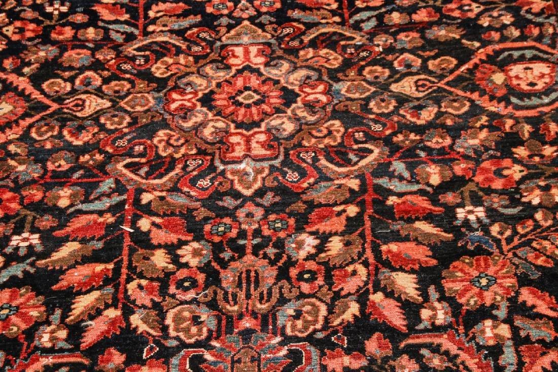 Antique Malayer Rug, Persia: 5'10'' x 8'4'' - 6