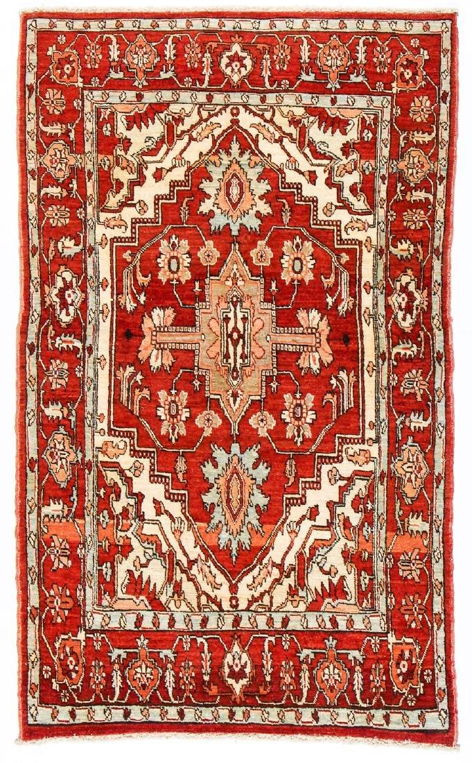 Serapi Rug, Persia: 4'3'' x 6'10'' (130 x 208 cm)