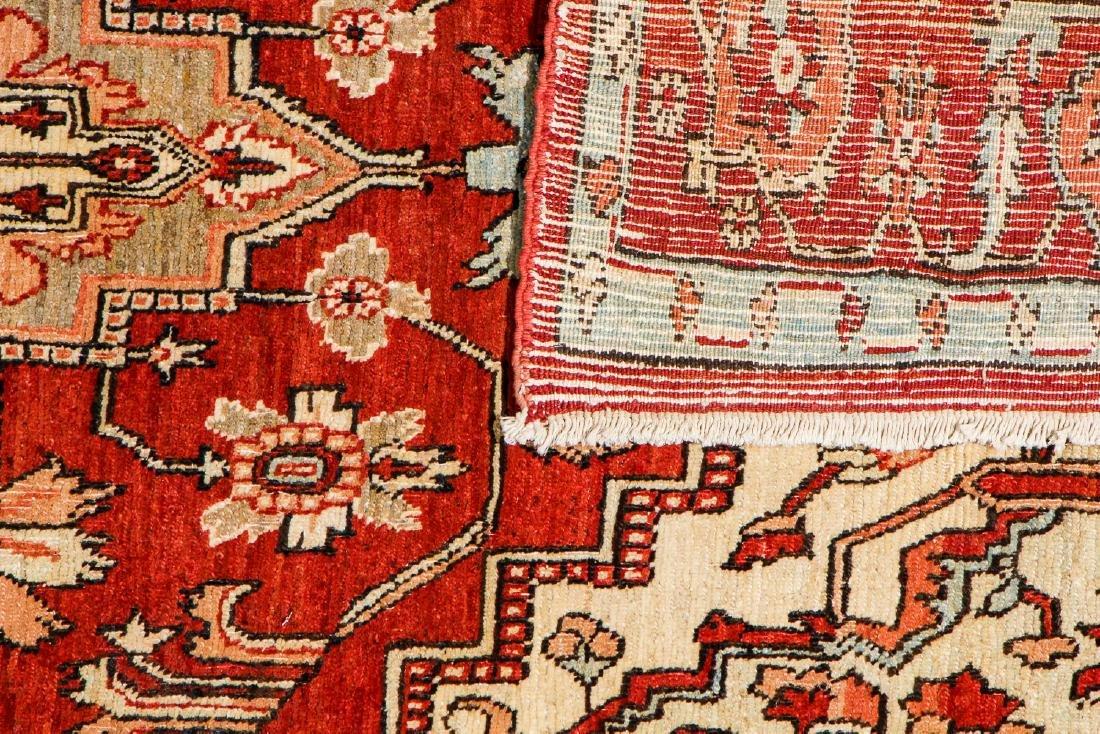 Serapi Rug, Persia: 4'3'' x 6'10'' (130 x 208 cm) - 4