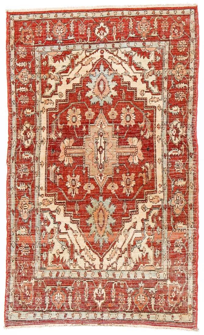 Serapi Rug, Persia: 4'3'' x 6'10'' (130 x 208 cm) - 7