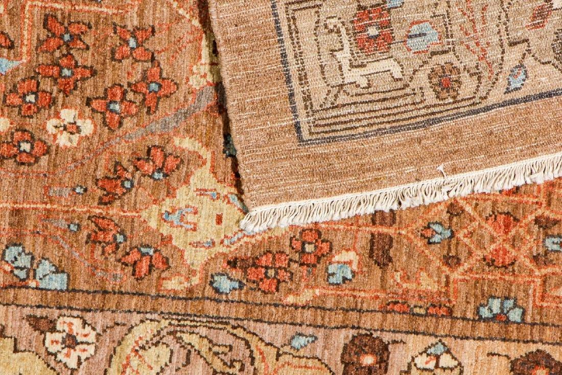 Hamadan Rug, Persia: 4'8'' x 7' - 4