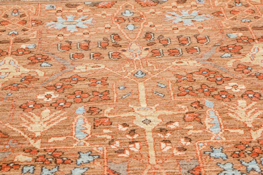 Hamadan Rug, Persia: 4'8'' x 7' - 6