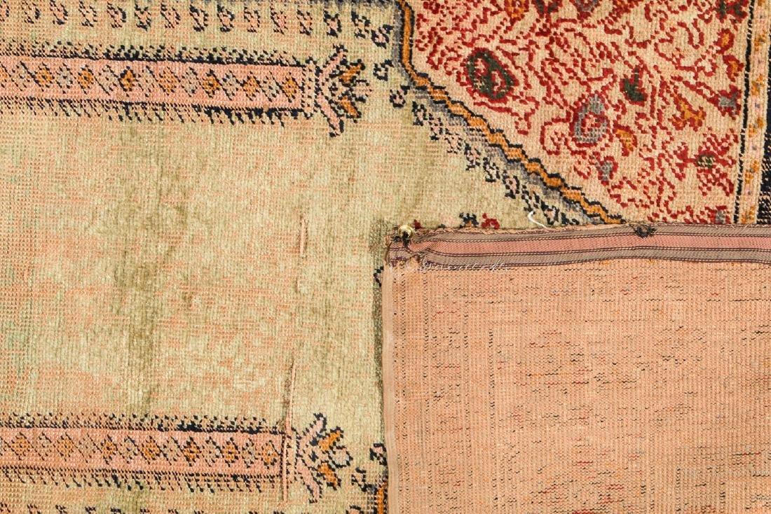 Antique Ottoman Era Turkish Prayer Rug - 3
