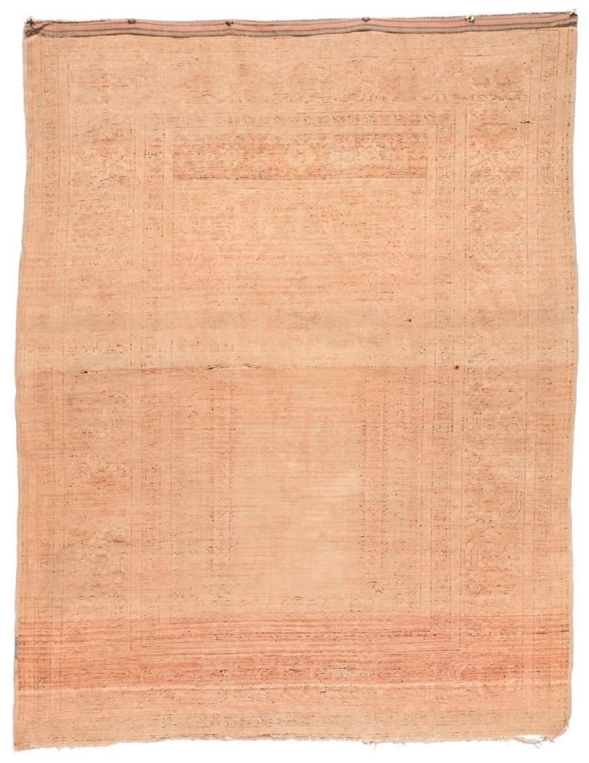 Antique Ottoman Era Turkish Prayer Rug - 6