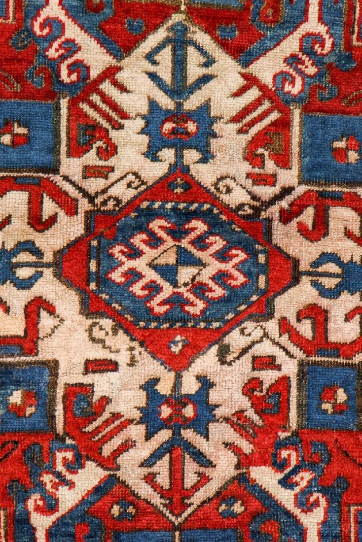 Kazak Rug, Caucasus: 3'11'' x 6'7' - 2