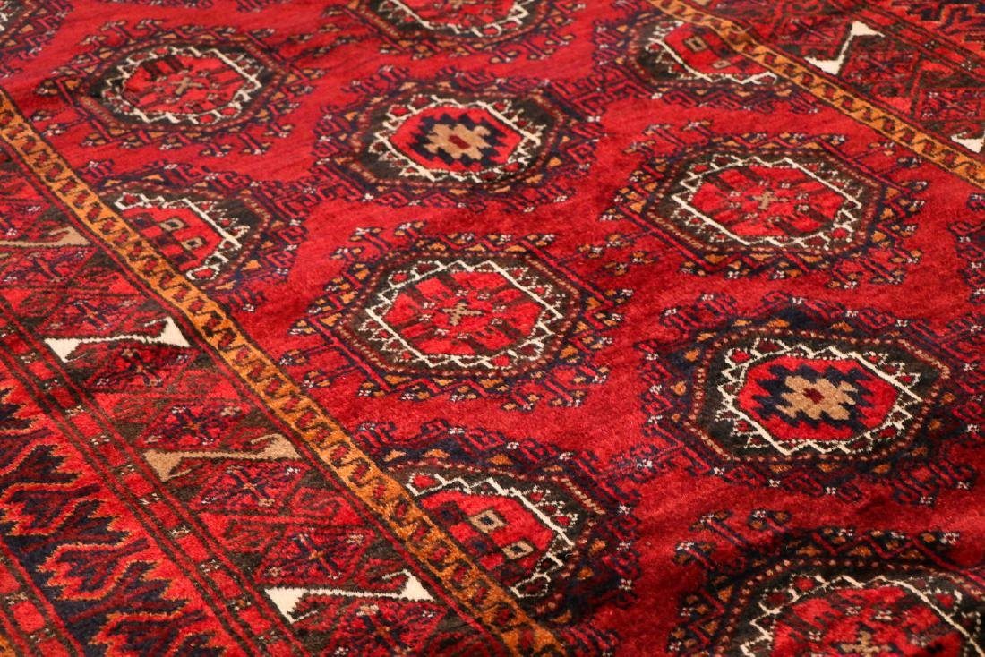 3 Semi-Antique Afghan Beluch Rugs, Early 20th C - 8
