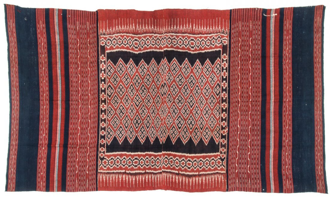 Toraja Ceremonial Cloth, Sulawesi Island, Early 20th C.