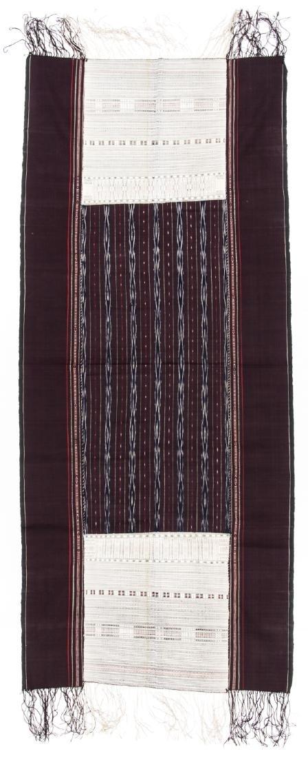 Battak Shoulder Cloth, North Sumatra, Mid 20th c.