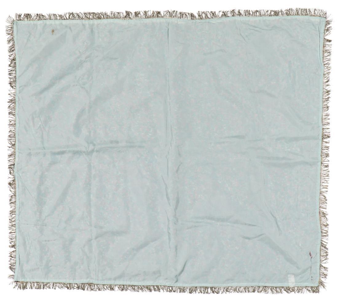 19th C. Termeh Wool Boteh Cloth, Persia - 5