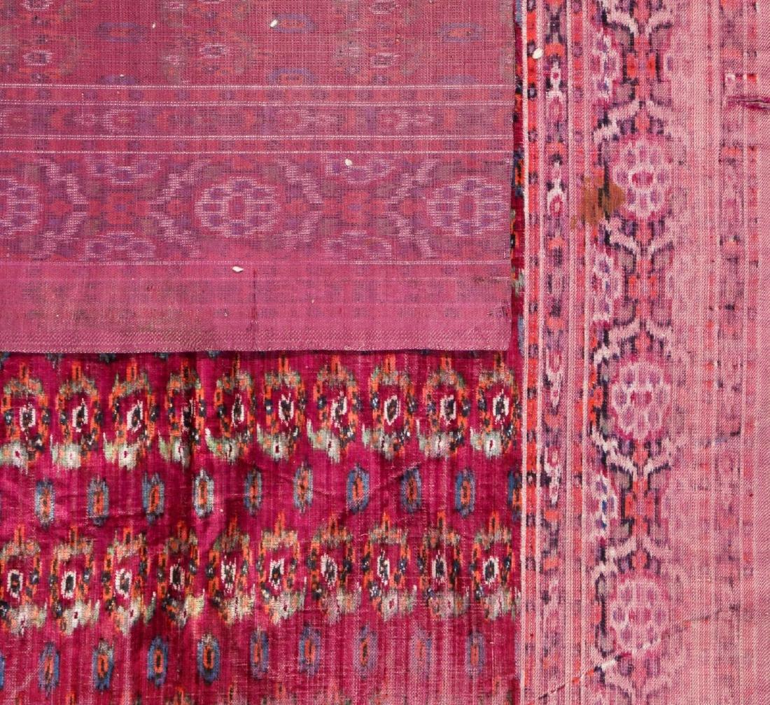 Antique Persian Velvet Ikat - 3