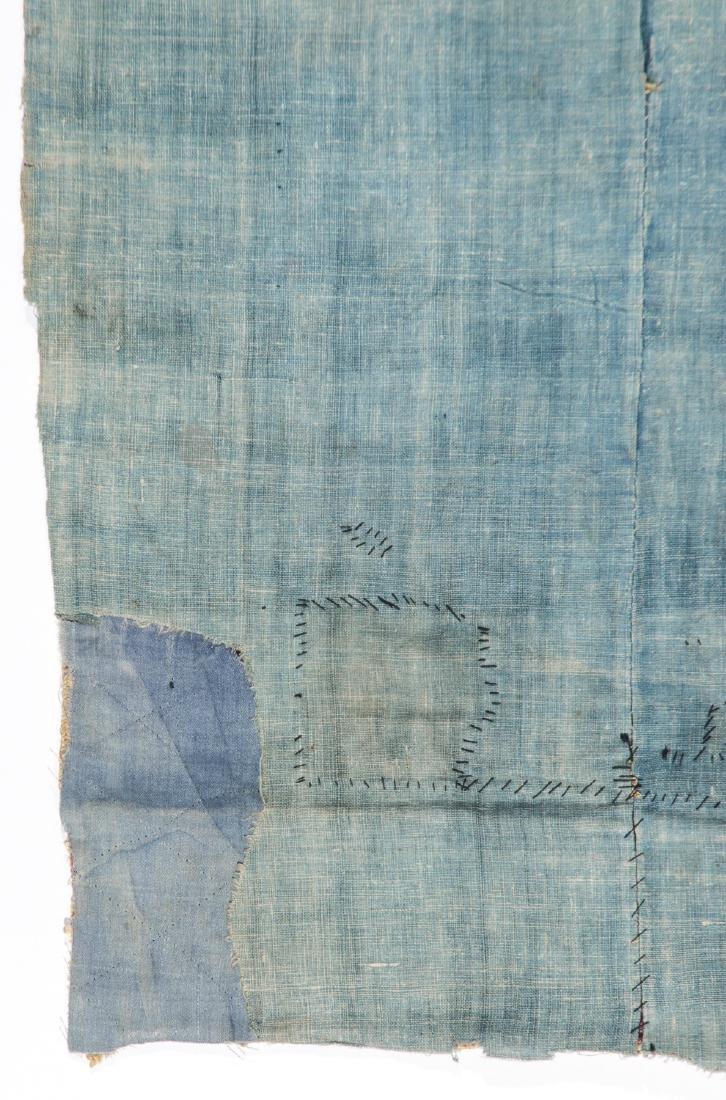 18th C. Persian Resht Embroidery: 66'' x 49'' - 5