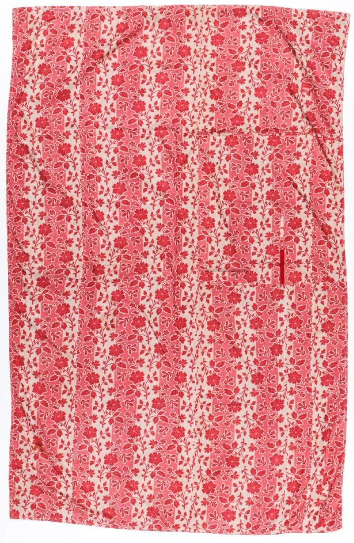 Antique Uzbek Silk Ikat: 88'' x 57' - 3