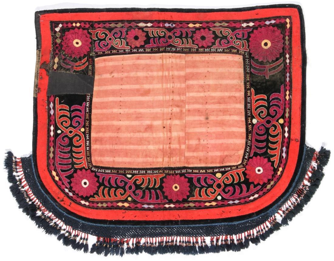 Antique Central Asian Lakai or Khirgiz Horse Cover