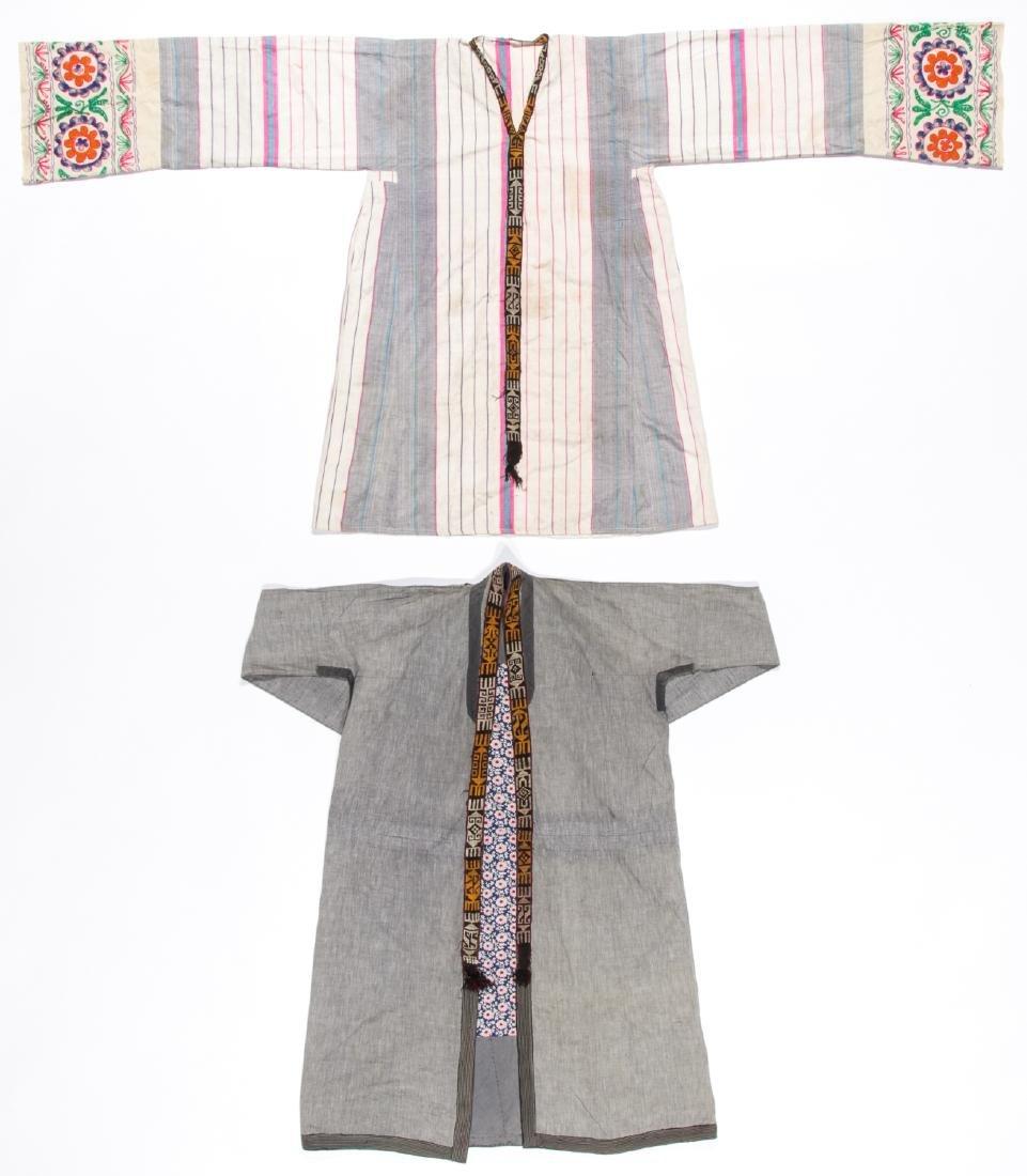 Tashkent Uzbek Summer Robe & Paranja/Woman's Hooded