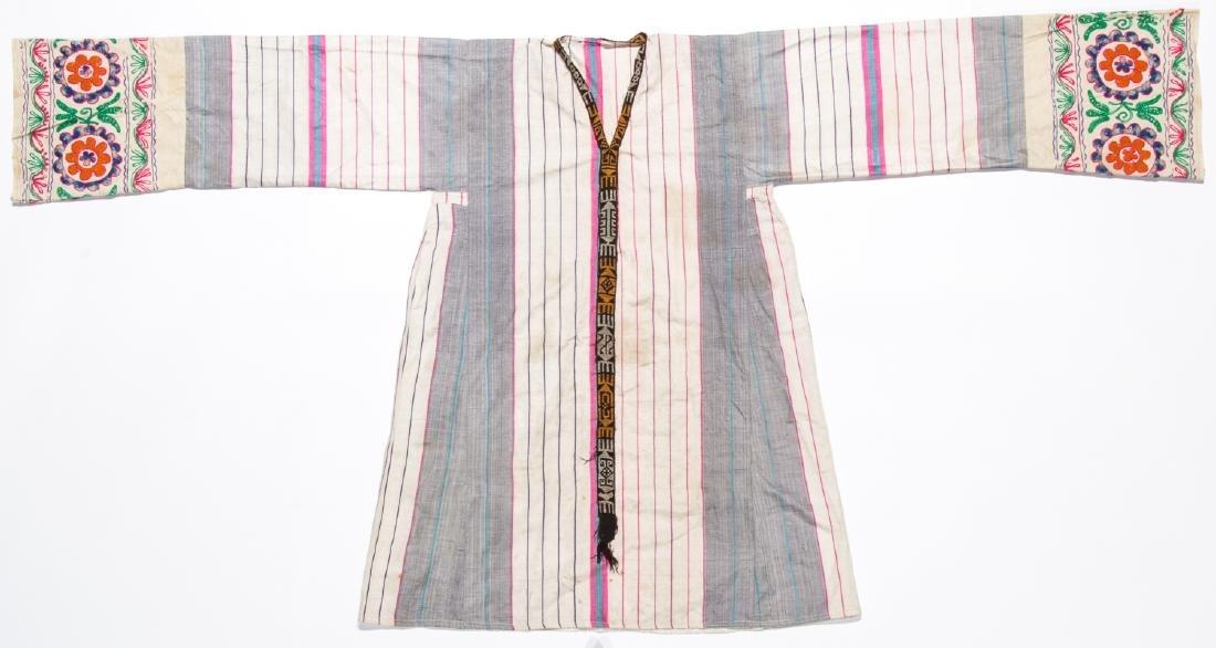 Tashkent Uzbek Summer Robe & Paranja/Woman's Hooded - 2