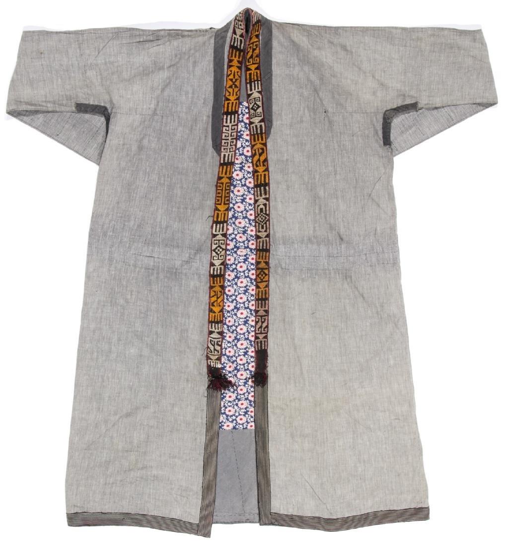 Tashkent Uzbek Summer Robe & Paranja/Woman's Hooded - 5