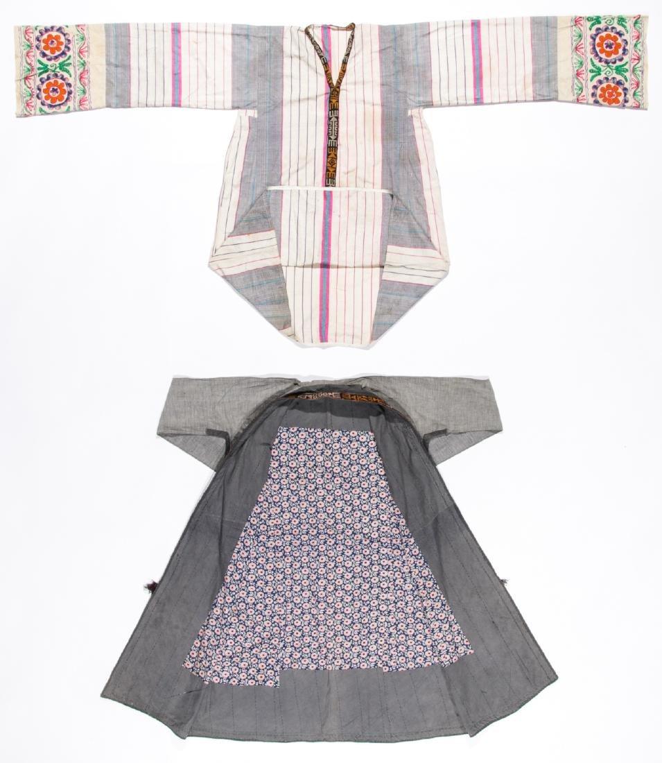 Tashkent Uzbek Summer Robe & Paranja/Woman's Hooded - 7