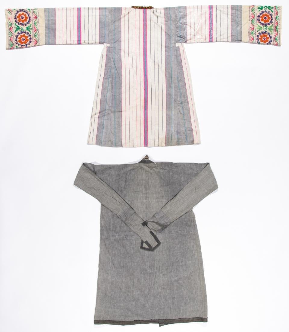 Tashkent Uzbek Summer Robe & Paranja/Woman's Hooded - 8