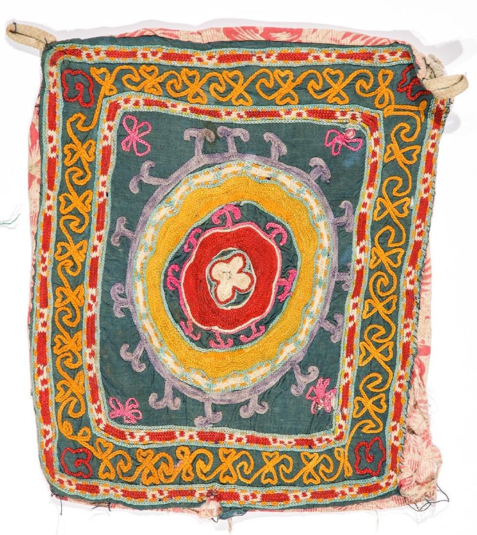3 Small Uzbek Embroideries - 3