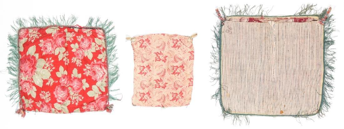 3 Small Uzbek Embroideries - 5