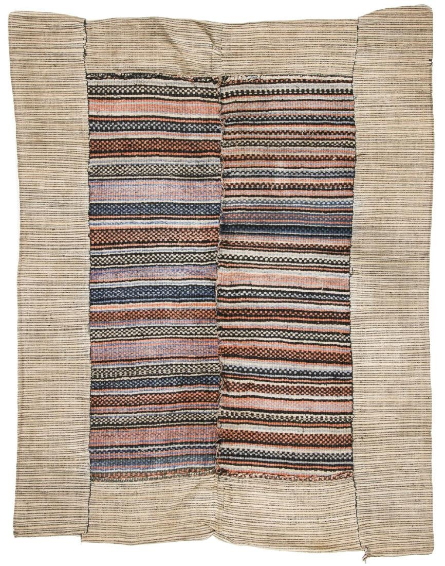 Bast Fiber Blanket, Zhuang People, Yunnan, China
