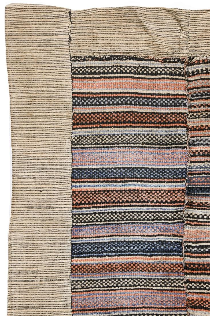 Bast Fiber Blanket, Zhuang People, Yunnan, China - 2