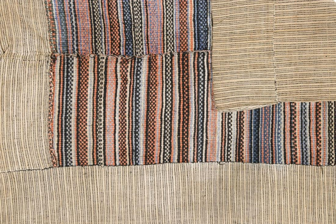 Bast Fiber Blanket, Zhuang People, Yunnan, China - 3