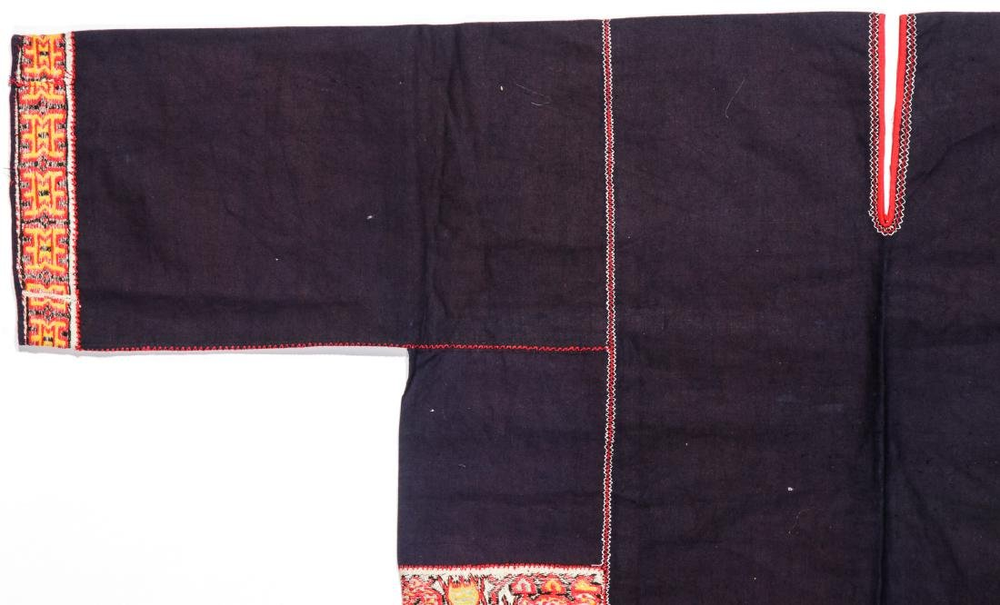 Two Embroidered Textiles, Li People, Hainan, China - 3