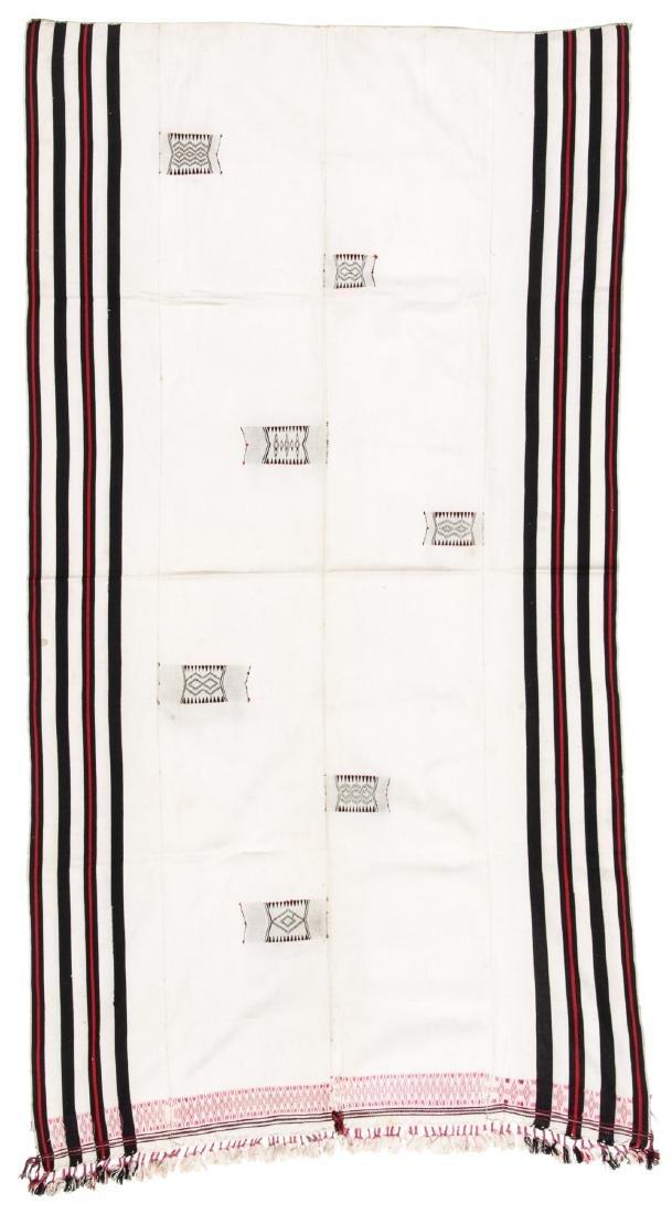 Angami Body Cloth, Nagaland, India