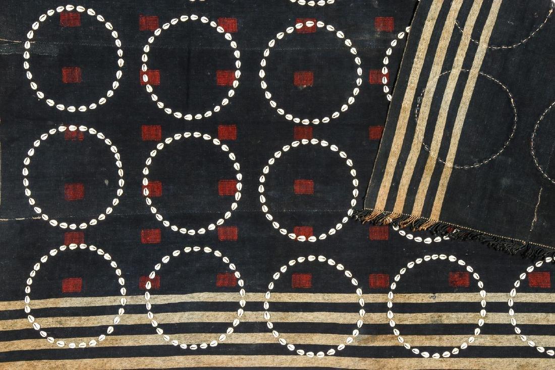 Chang Warrior Cloth, Nagaland, India - 3